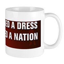 Obama Ruined A Nation Small Mug