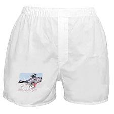 Cute Racing Boxer Shorts