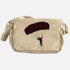 3D Canopy 1 Messenger Bag