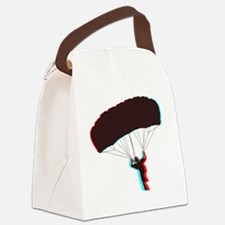 3D Canopy 1 Canvas Lunch Bag