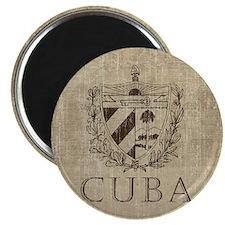 Vintage Cuba Magnet