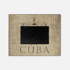 Vintage Cuba Picture Frame