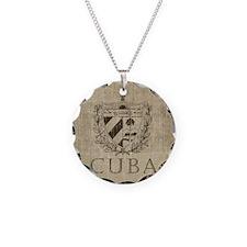 Vintage Cuba Necklace