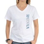 Guatemala Women's V-Neck T-Shirt