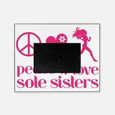 PLSS pink Picture Frame
