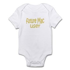 Future mac User Infant Bodysuit