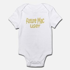Future mac User Infant Bodysuit
