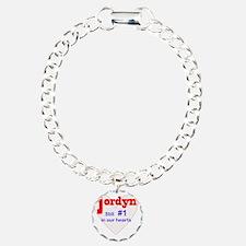 Jordyn Charm Bracelet, One Charm