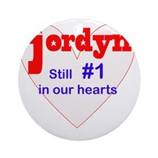 Jordyn Round Ornament