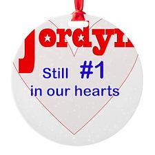 Jordyn Ornament