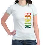 Benin Jr. Ringer T-Shirt