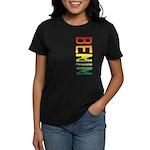 Benin Women's Dark T-Shirt