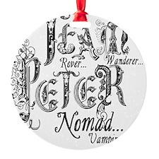 Clean Team Peter Ornament