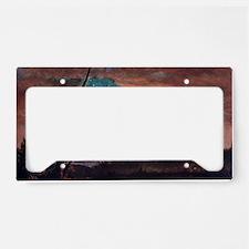 Frederic Edwin Church License Plate Holder