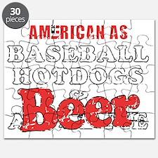 American as Beer Puzzle