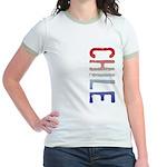 Chile Jr. Ringer T-Shirt