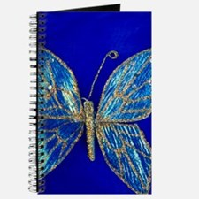 Glitter Butterfly Journal