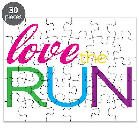 Love the Run Puzzle