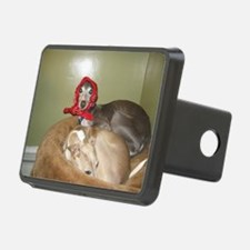 Italian greyhounds  Hitch Cover