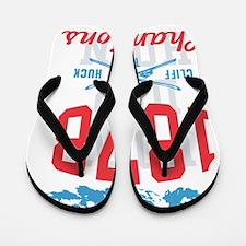Powderhorn Cliff Huck Champions Flip Flops