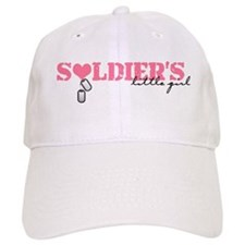 Soldier's Little Girl Baseball Cap