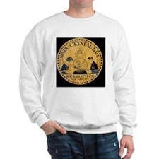 Vintage Crystal Ball Label Sweatshirt