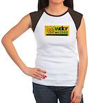 DCR Women's Cap Sleeve T-Shirt