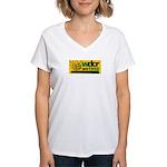 DCR Women's V-Neck T-Shirt