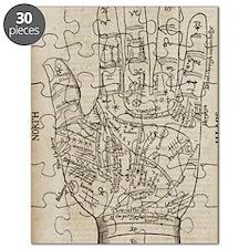Palmistry Chart Puzzle