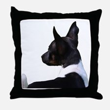 Once you go Rat You never go Back Throw Pillow