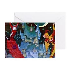 Evil Queen Greeting Card