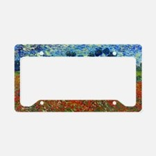 PILLOWCASE License Plate Holder