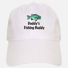 Daddy's Fishing Buddy Baseball Baseball Cap