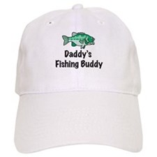 Daddy's Fishing Buddy Baseball Cap
