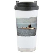 nc uss george c. marshall note  Travel Mug