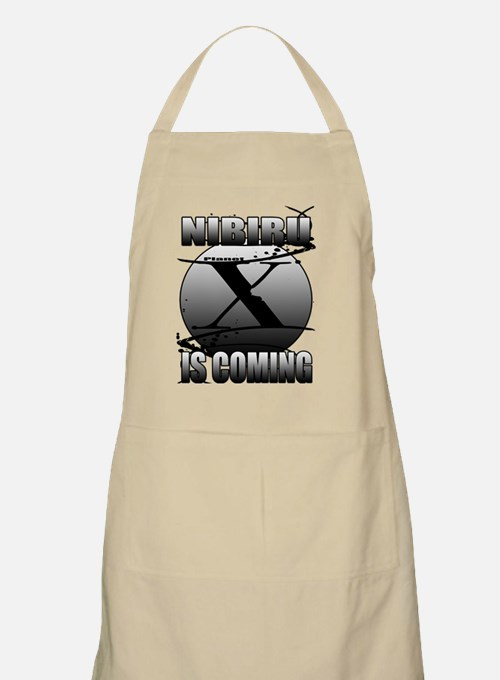 Planet X Rising - Nibiru Is Coming T-shirt Apron