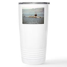 pc uss george c. marshall post  Travel Mug