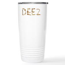 DEEZ Nuts Travel Mug