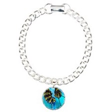 Monarch Caterpillar Bracelet