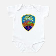 Marin Sheriff Infant Bodysuit