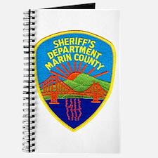 Marin Sheriff Journal