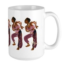 ORIXA ORISHA DANCER Largest Mug