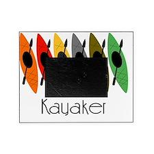 kayaker Dan Picture Frame