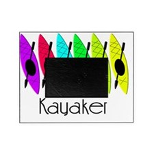 kayaker joanne Picture Frame
