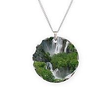 Plitvice falls Necklace
