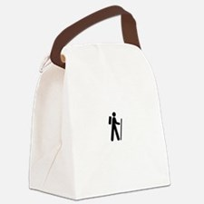 Hike Naked Canvas Lunch Bag
