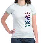 Gambia Jr. Ringer T-Shirt