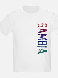 Gambia Kids T-Shirt