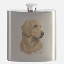Golden Retriever Flask
