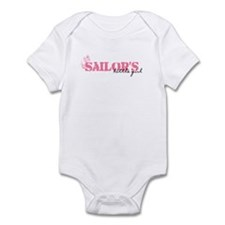 Sailor's Little Girl Infant Bodysuit